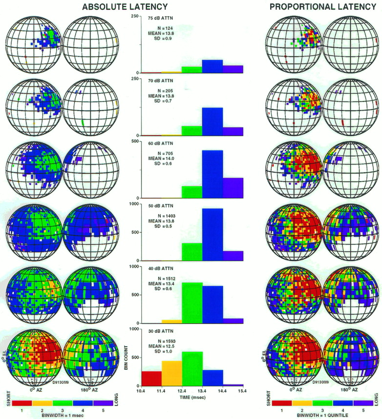The Structure of Spatial Receptive Fields of Neurons in Primary ...