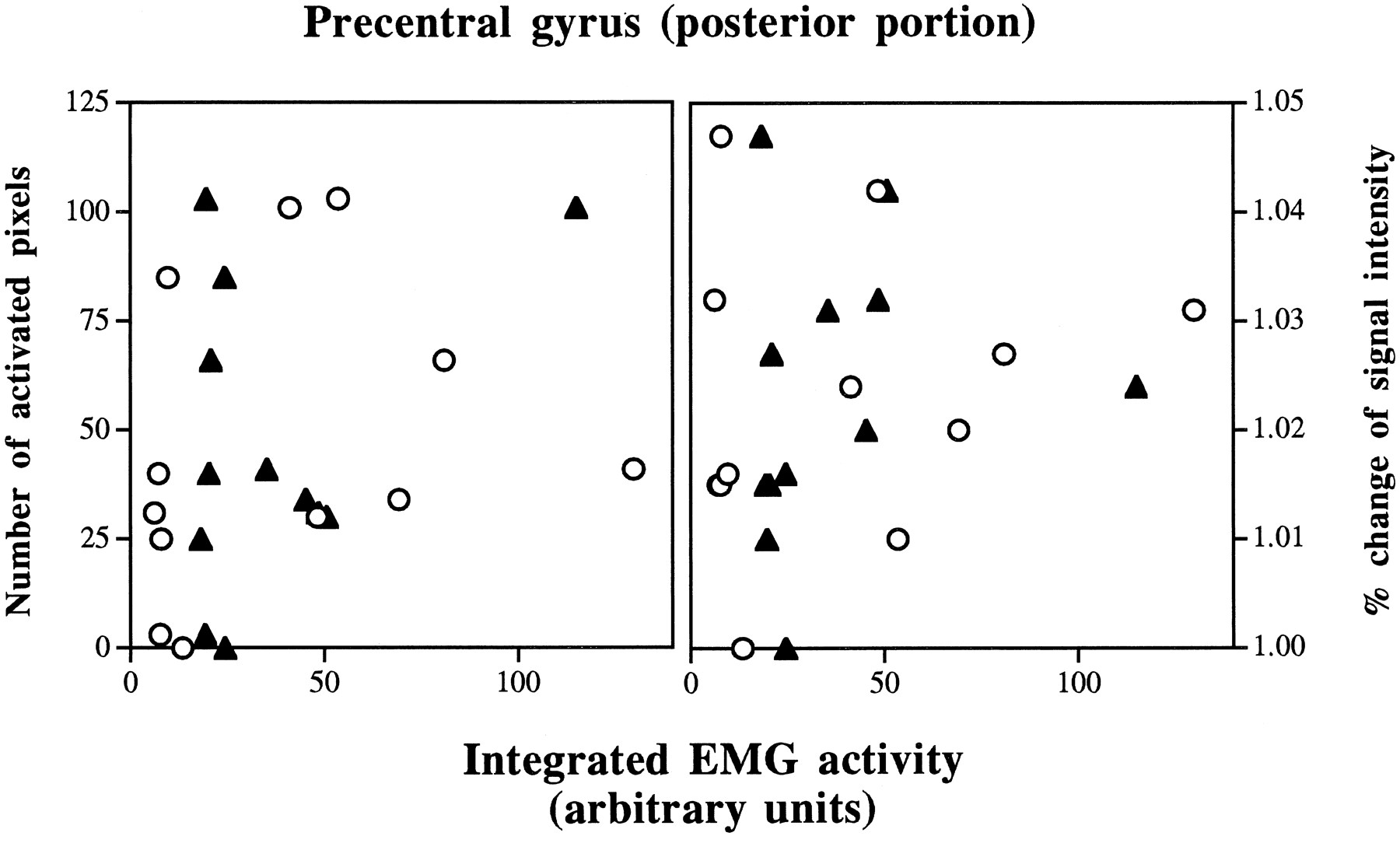 Primary Motor and Sensory Cortex Activation during Motor Performance ...