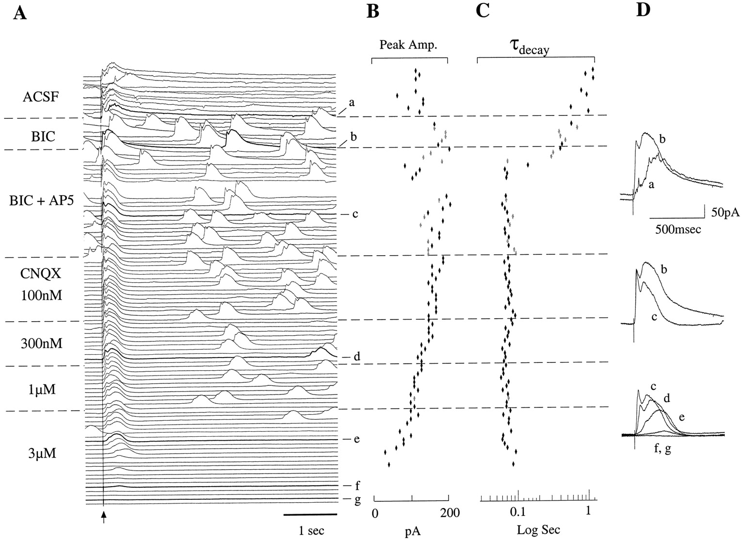 Long-Lasting Depolarizations in Mitral Cells of the Rat