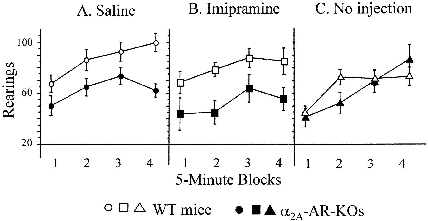 The 2a Adrenergic Receptor Plays A Protective Role In Mouse