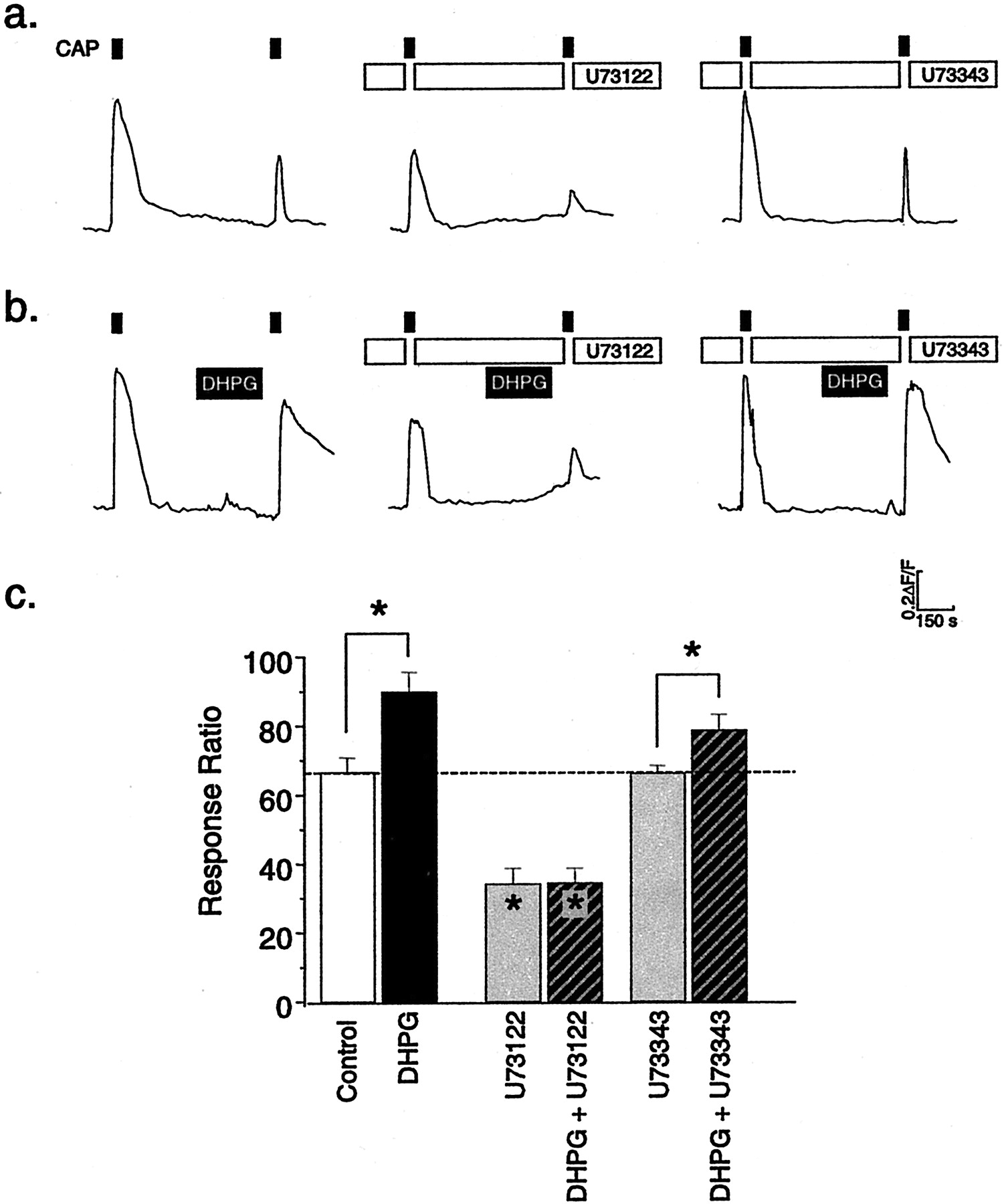 Prostaglandin And Protein Kinase A Dependent Modulation Of Vanilloid Randall 102 Central Heating Timer Wiring Diagram Download Figure