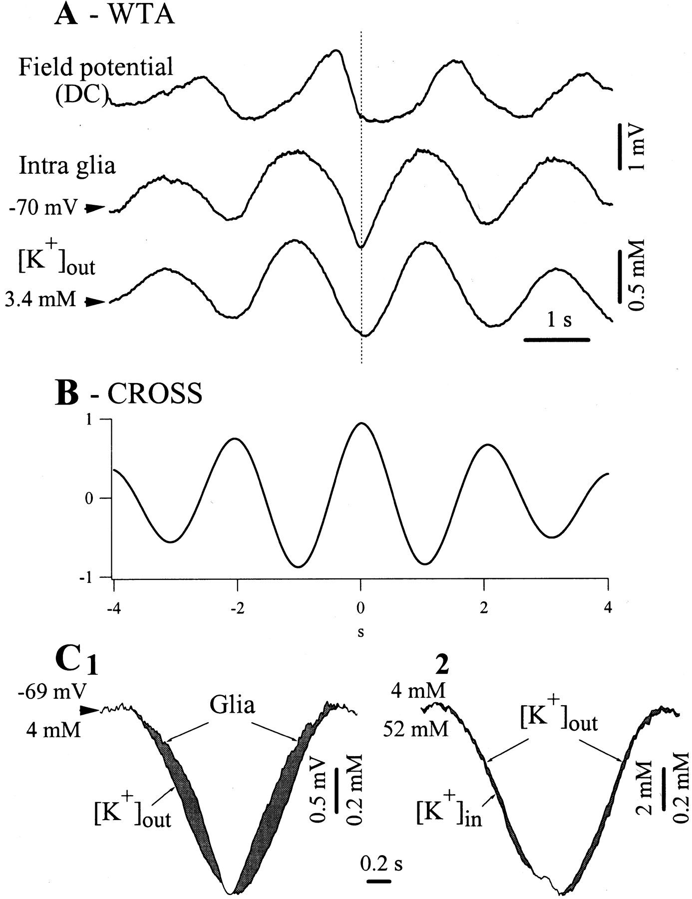 spatial buffering during slow and paroxysmal sleep oscillations in Sleep Cycle Chart download figure