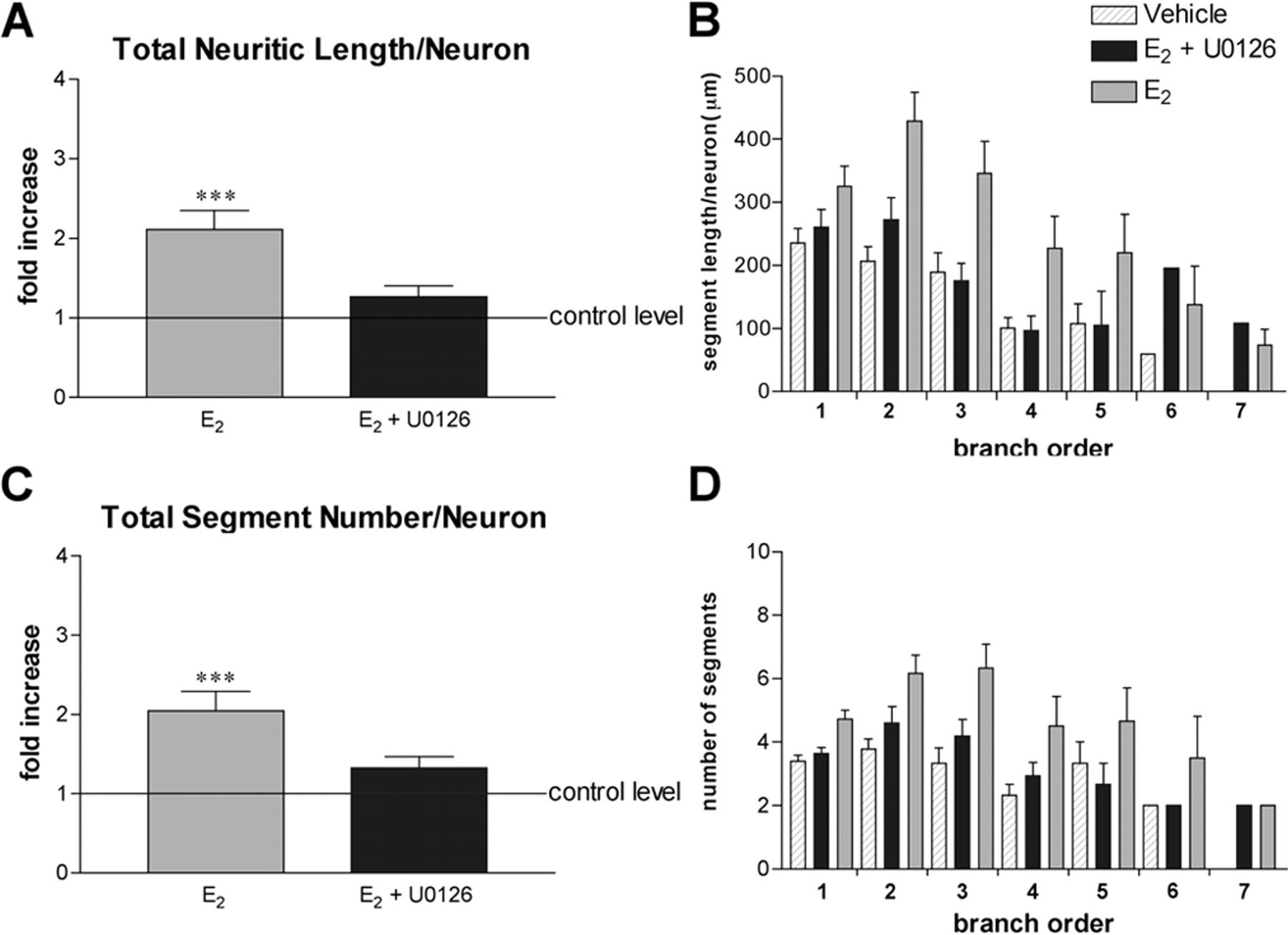 Morphological Effects Of Estrogen On Cholinergic Neurons In Vitro Fiber Optic Circuit Board By Linda Haynes Download Figure