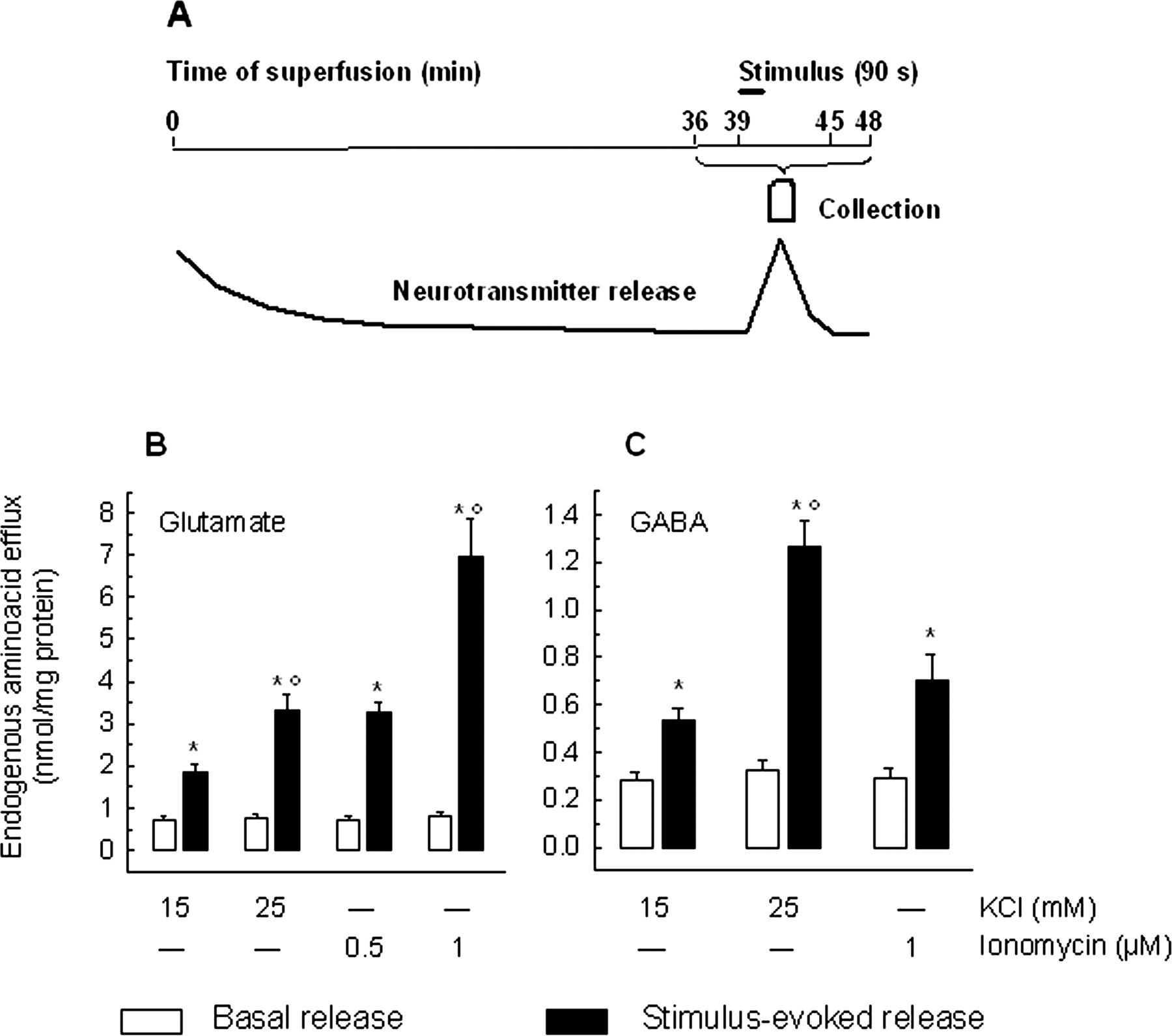 Chronic Antidepressants Reduce Depolarization-Evoked Glutamate ...