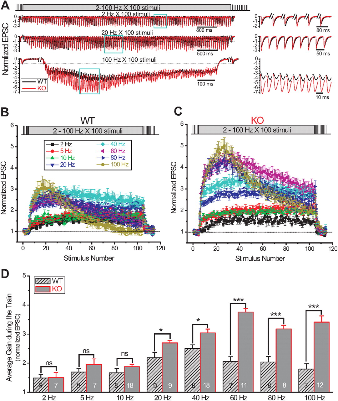 Abnormal Presynaptic Short-Term Plasticity and Information