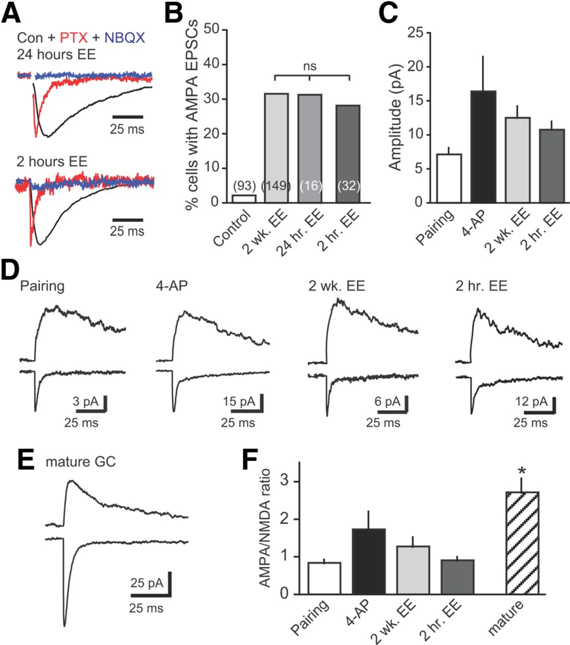 Gaba depolarization is required for experience dependent synapse download figure malvernweather Images