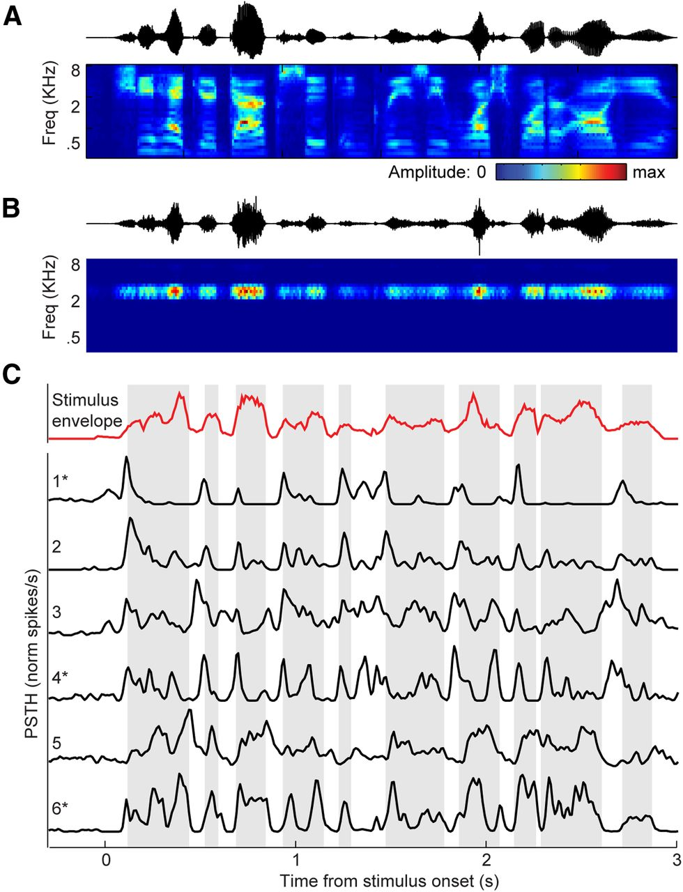 Integration over Multiple Timescales in Primary Auditory