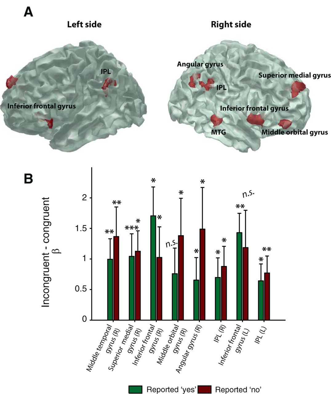 Predictions Shape Confidence in Right Inferior Frontal Gyrus ...