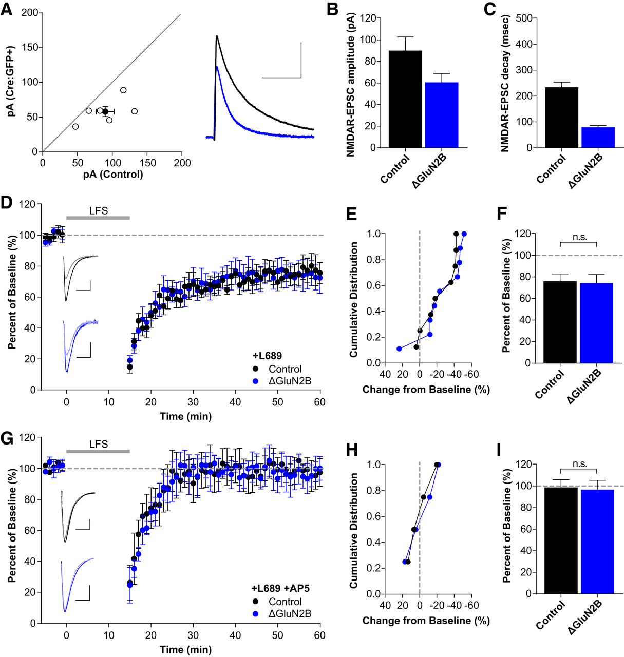 Long-Term Depression Is Independent of GluN2 Subunit ... on