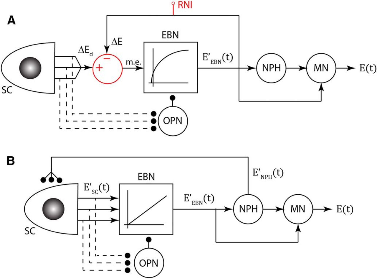 Instantaneous Midbrain Control of Saccade Velocity | Journal of