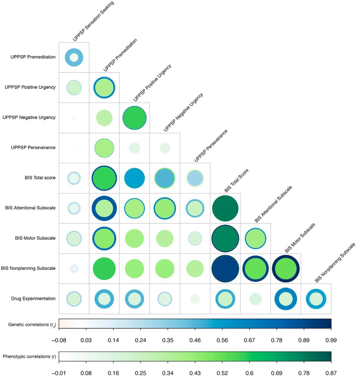 Genome-Wide Association Studies of Impulsive Personality