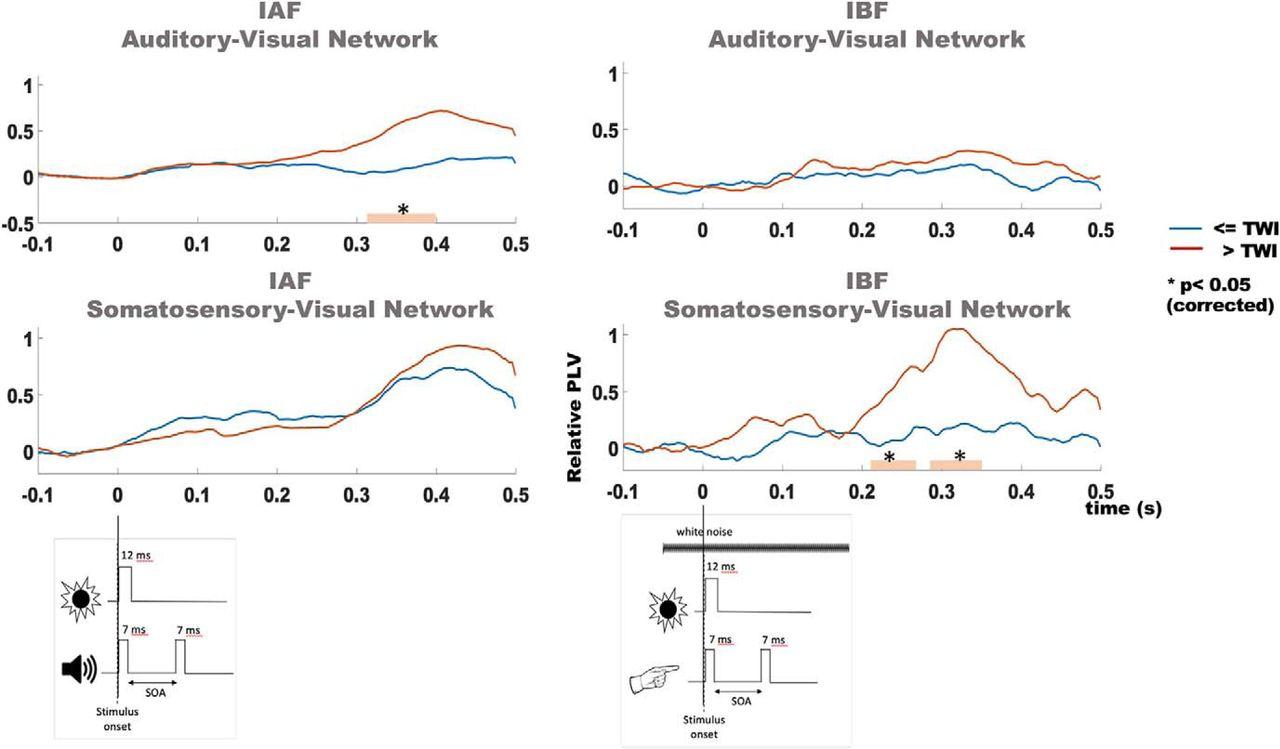 Oscillatory Properties of Functional Connections Between