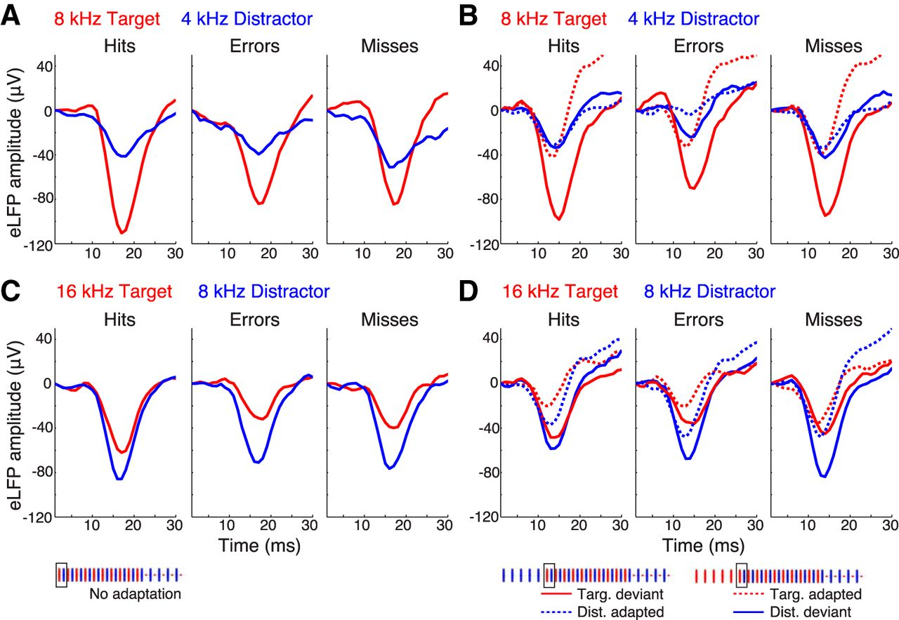 Evoked Response Strength in Primary Auditory Cortex Predicts