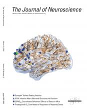 The Journal of Neuroscience: 32 (12)