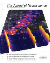 The Journal of Neuroscience: 32 (14)