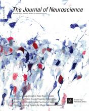 The Journal of Neuroscience: 33 (12)
