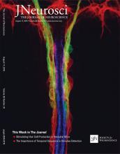 The Journal of Neuroscience: 36 (33)
