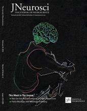 The Journal of Neuroscience: 36 (8)