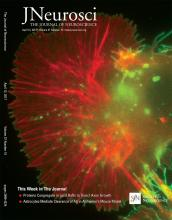 The Journal of Neuroscience: 37 (15)