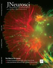 The Journal of Neuroscience: 37 (15)