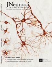 The Journal of Neuroscience: 38 (22)