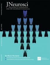 The Journal of Neuroscience: 38 (40)