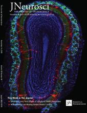 The Journal of Neuroscience: 38 (46)